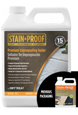 Dry Treat Stain Proof Original