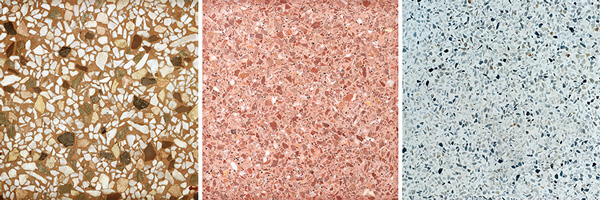 Dry Treat Surfaces Terrazzo