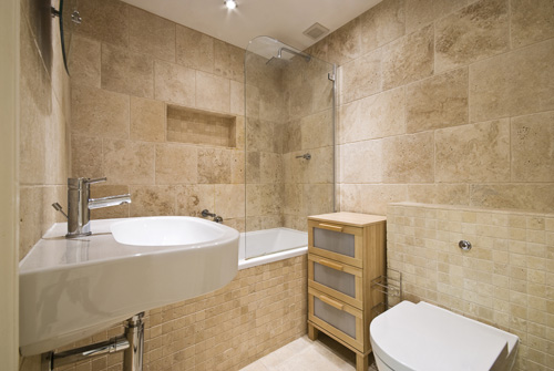 Stain Proof Surfaces Travertine
